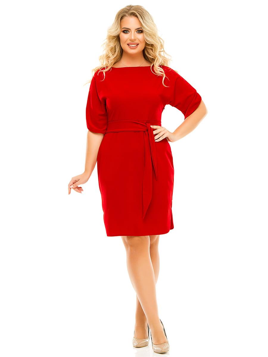 Сукня червона   5215508