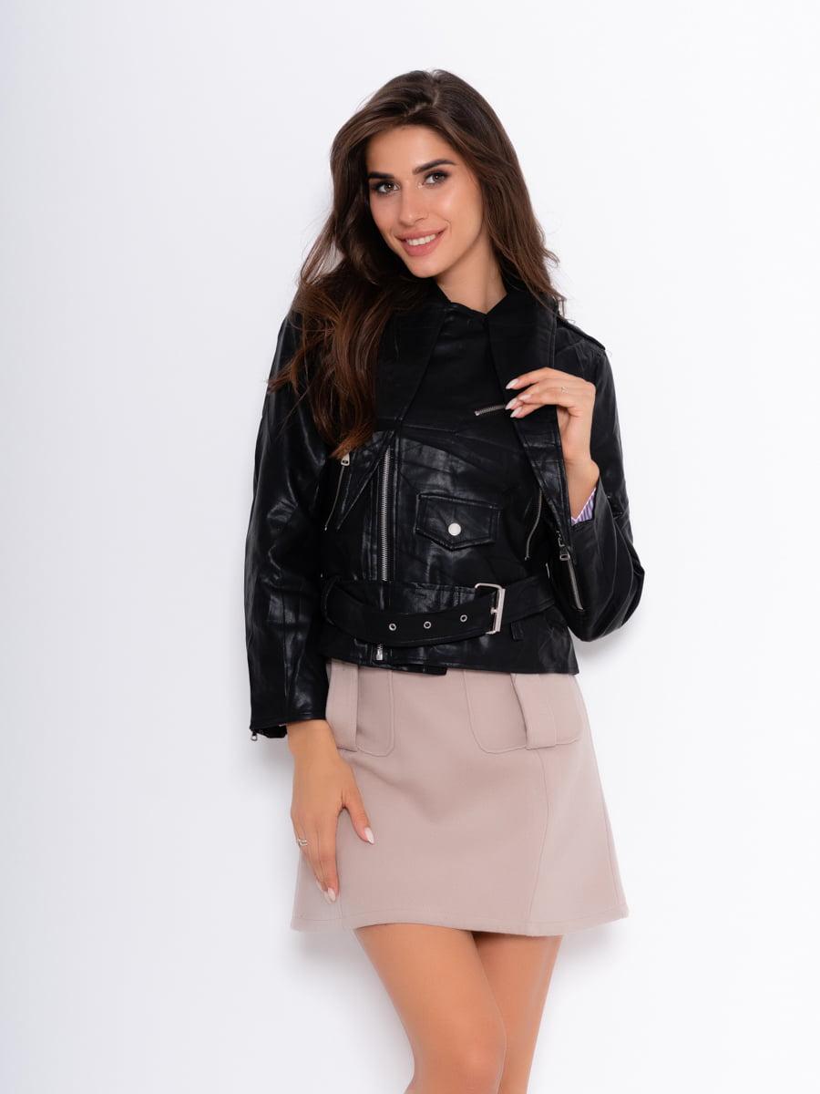 Куртка черная | 5209130
