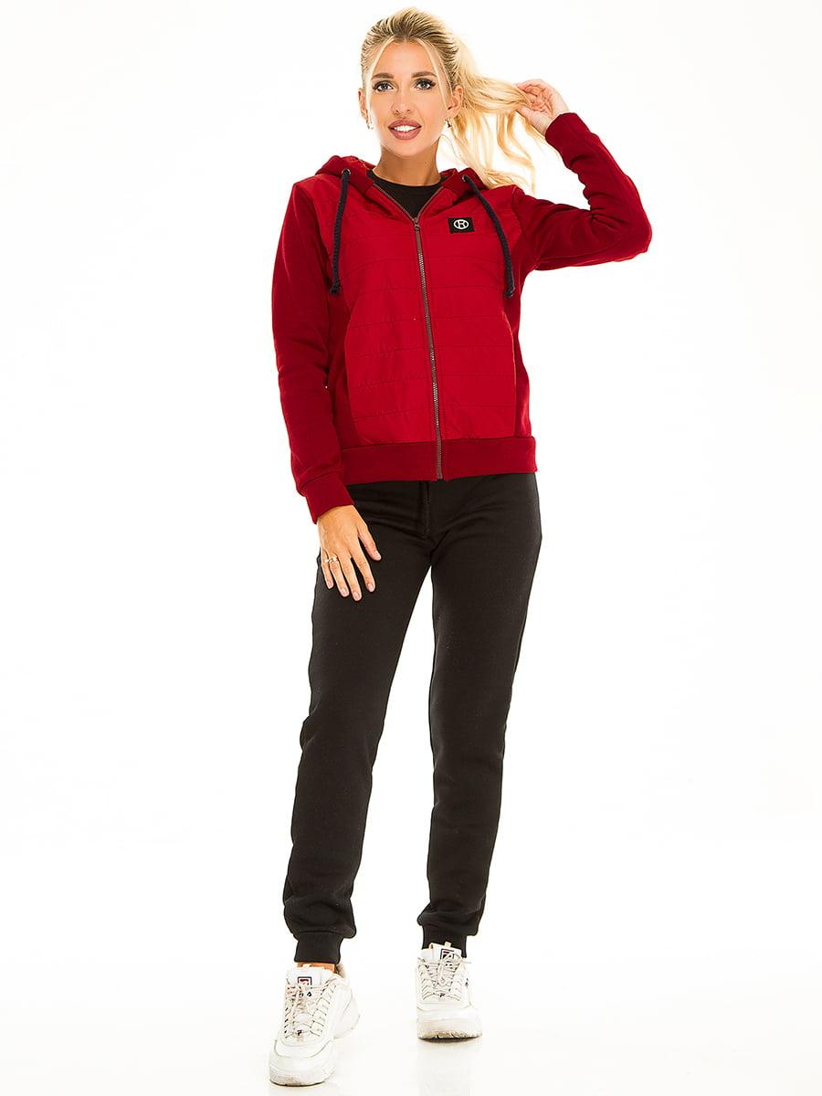 Костюм спортивный: толстовка и брюки | 5215550