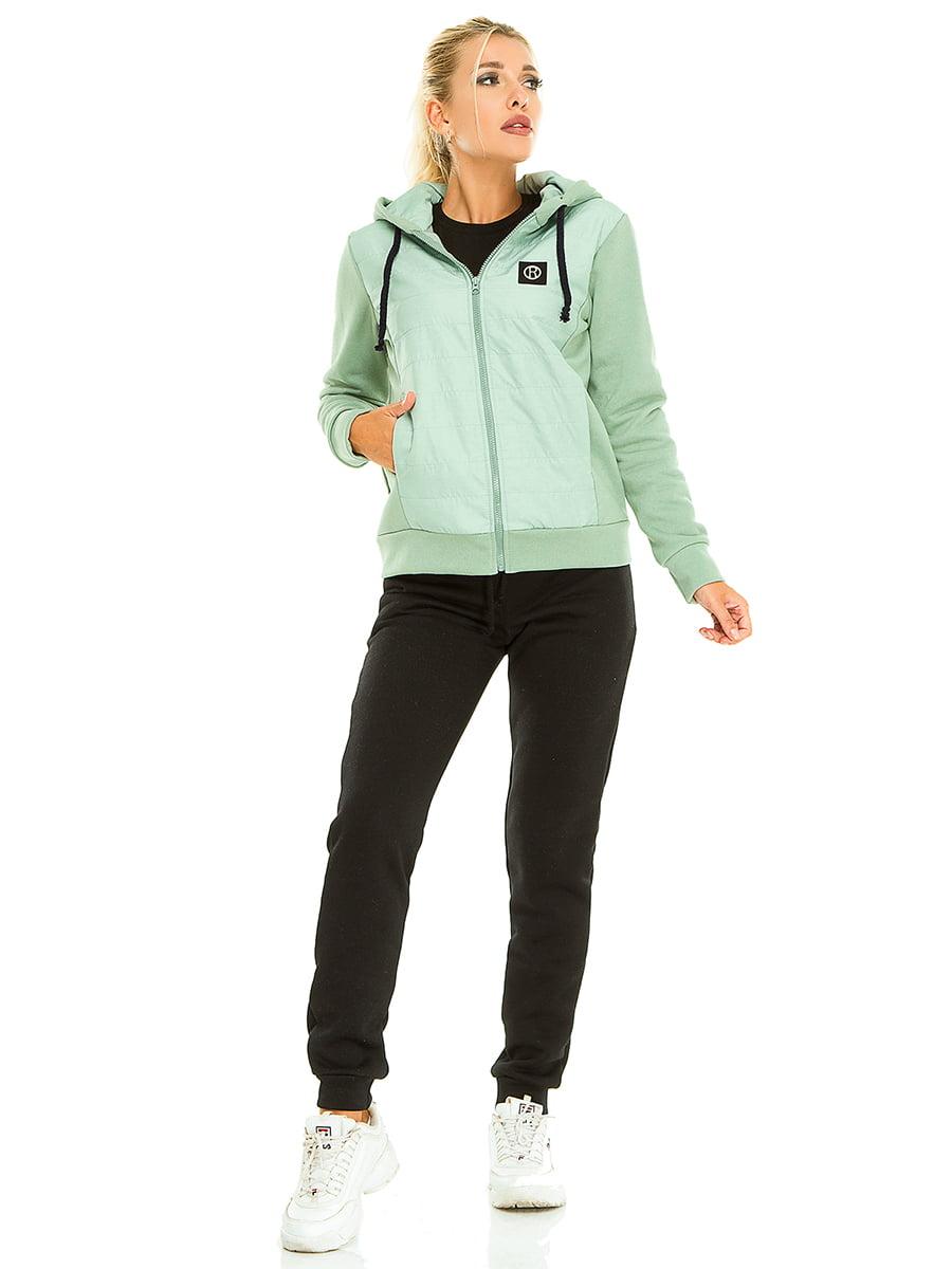 Костюм спортивный: толстовка и брюки | 5215552
