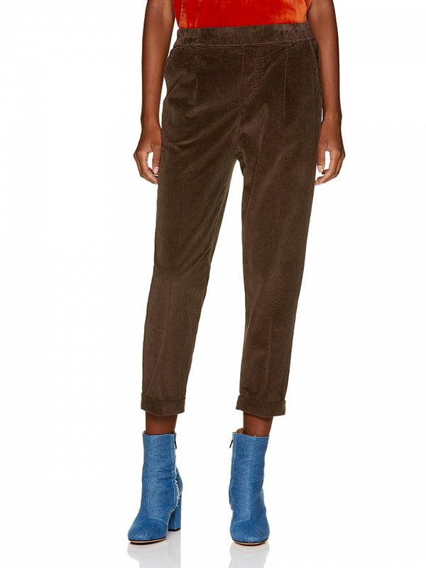 Штани коричневі | 5155740