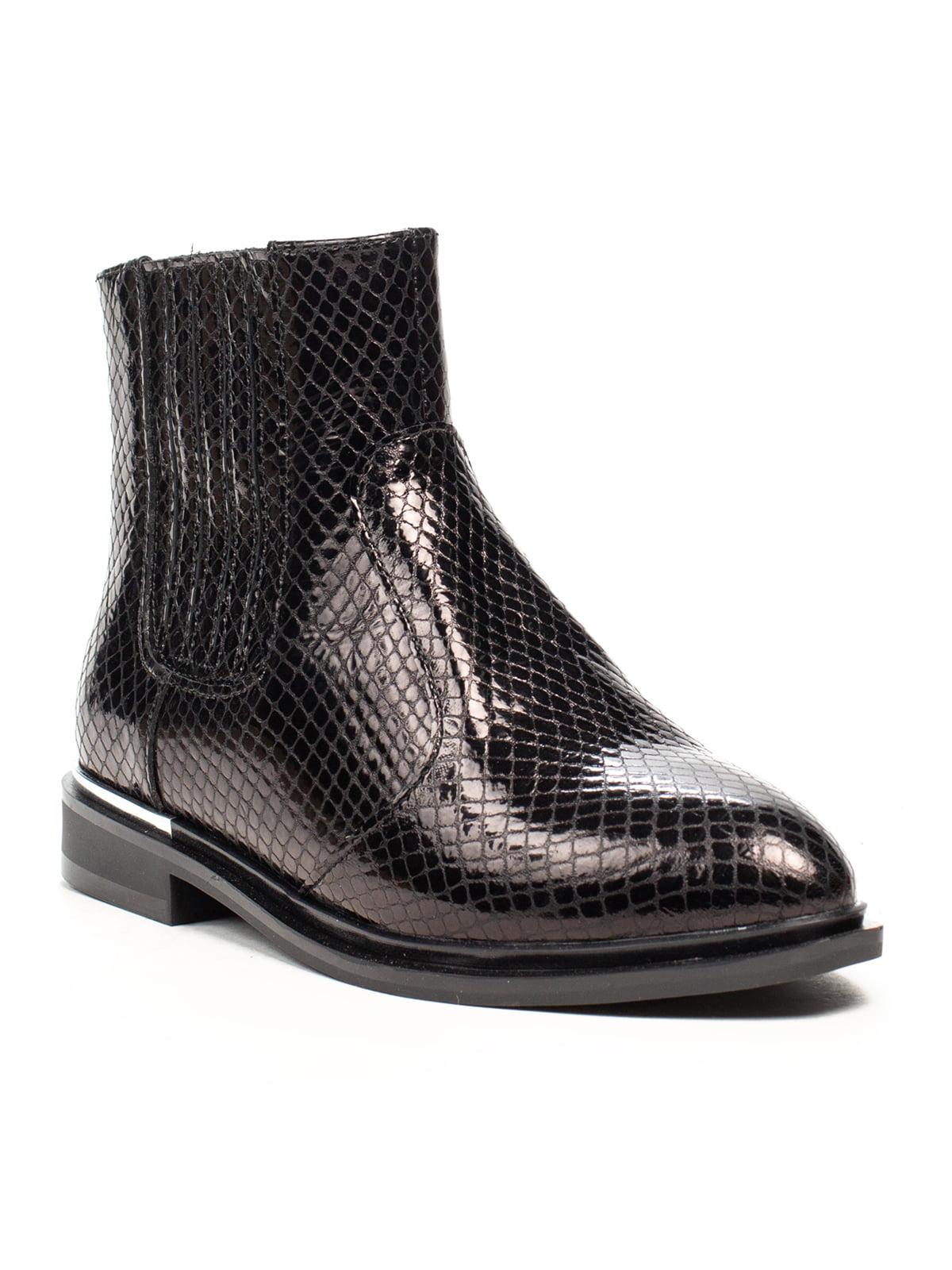 Ботинки черные | 5209223