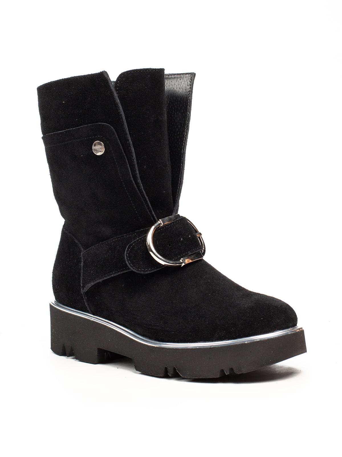 Ботинки черные | 5213539