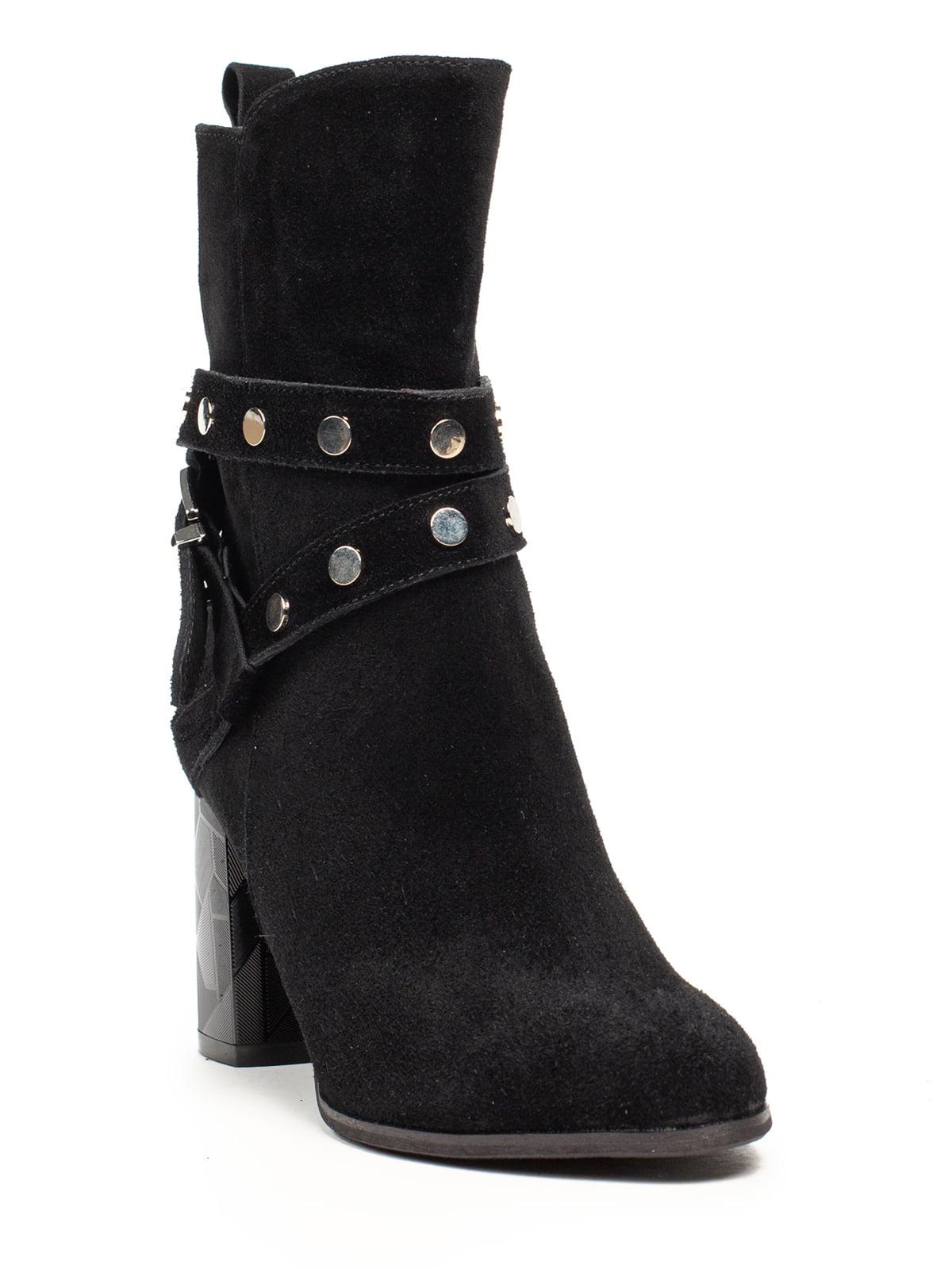 Ботинки черные | 5213538