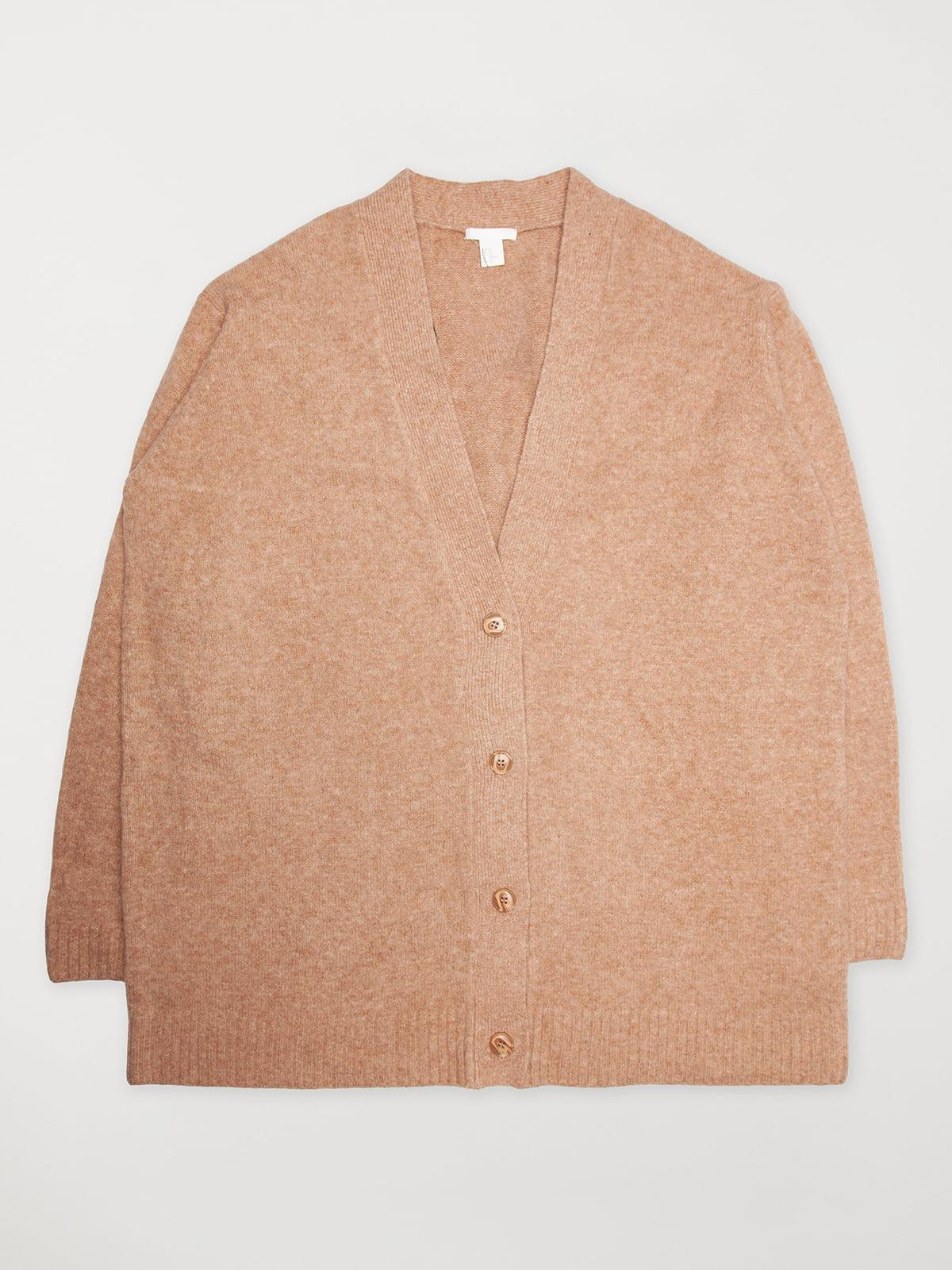 Кардиган коричневый | 5181199