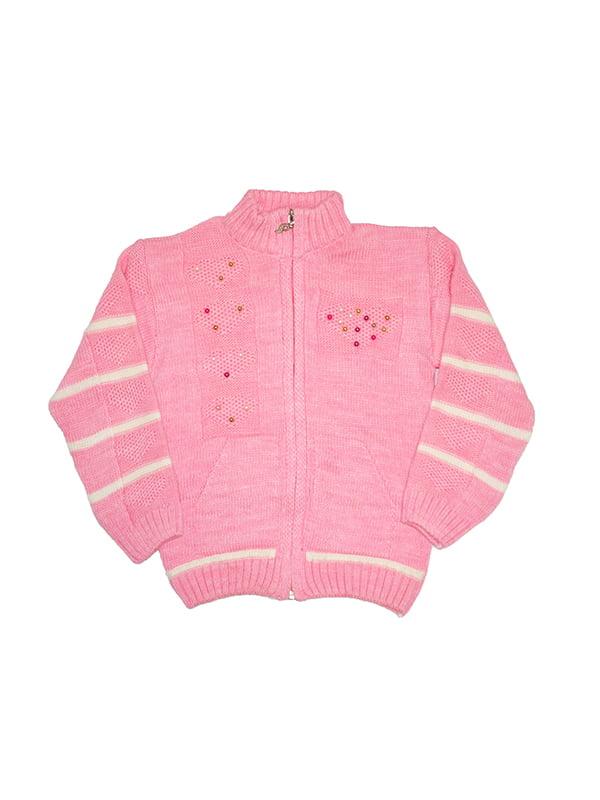 Кофта рожева | 5216618
