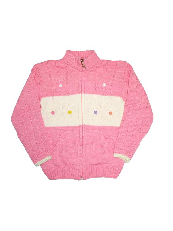 Кофта рожева | 5216619