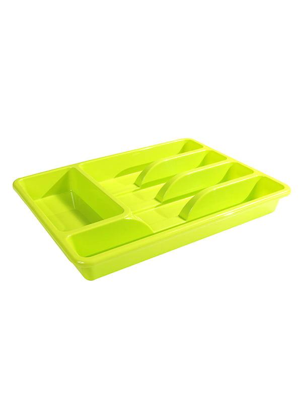 Лоток для столовых приборов (34х26х4 см) | 5216028