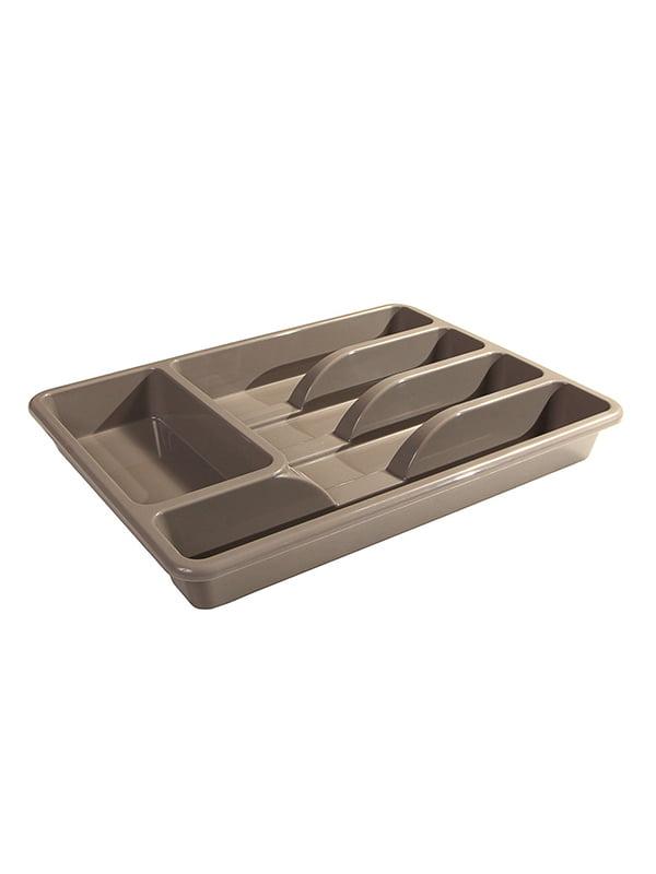 Лоток для столовых приборов (34х26х4 см) | 5216029