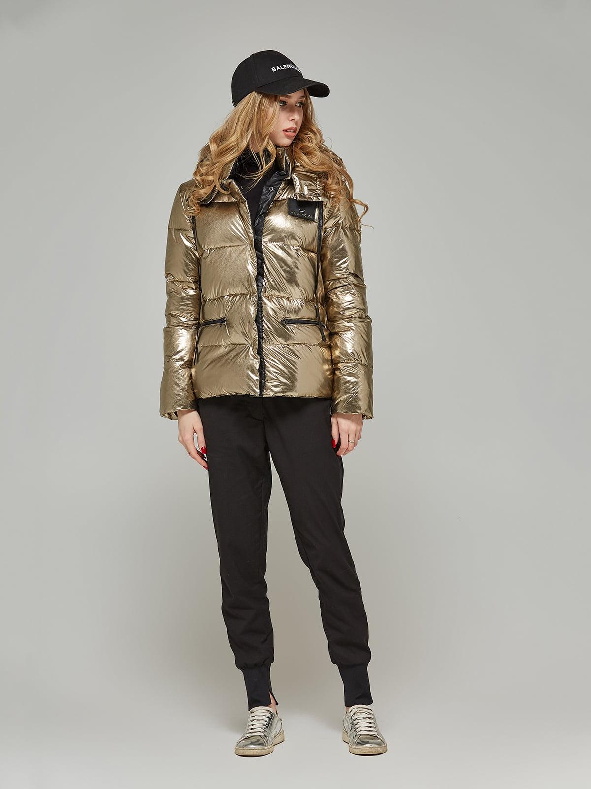 Куртка золотиста | 5216123