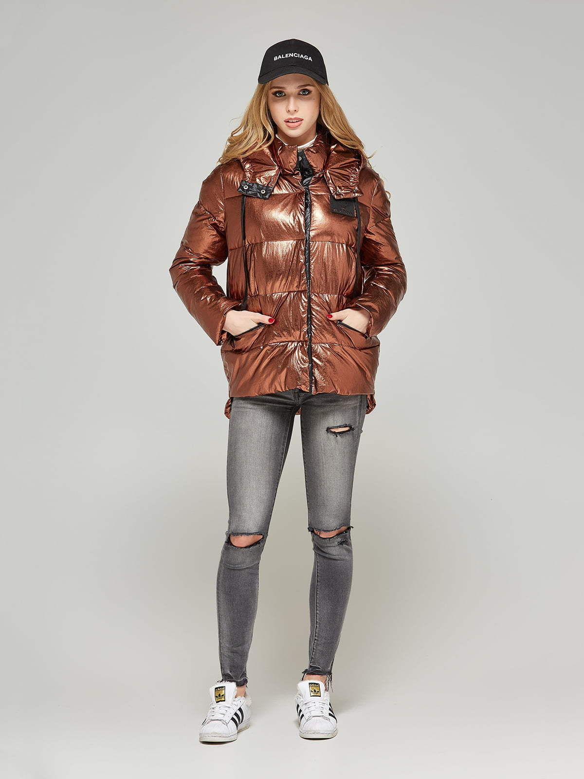 Куртка шоколадного кольору   5216127