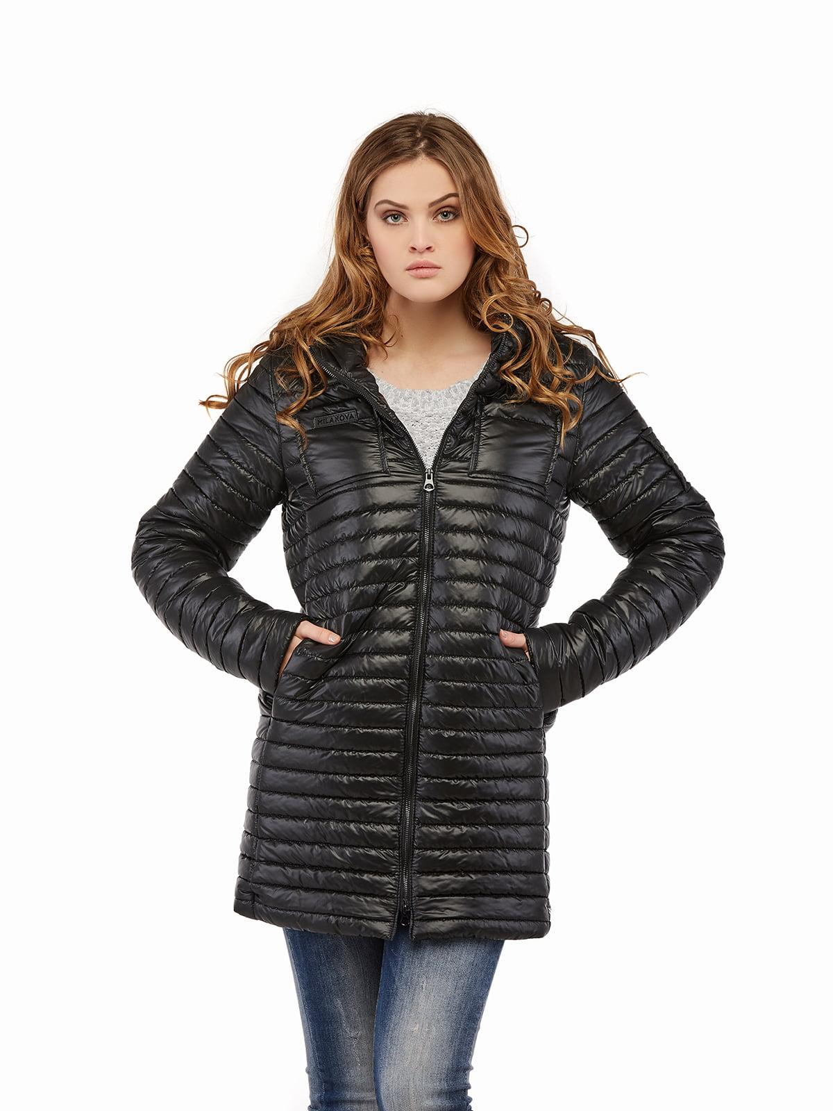 Куртка чорна | 5216142