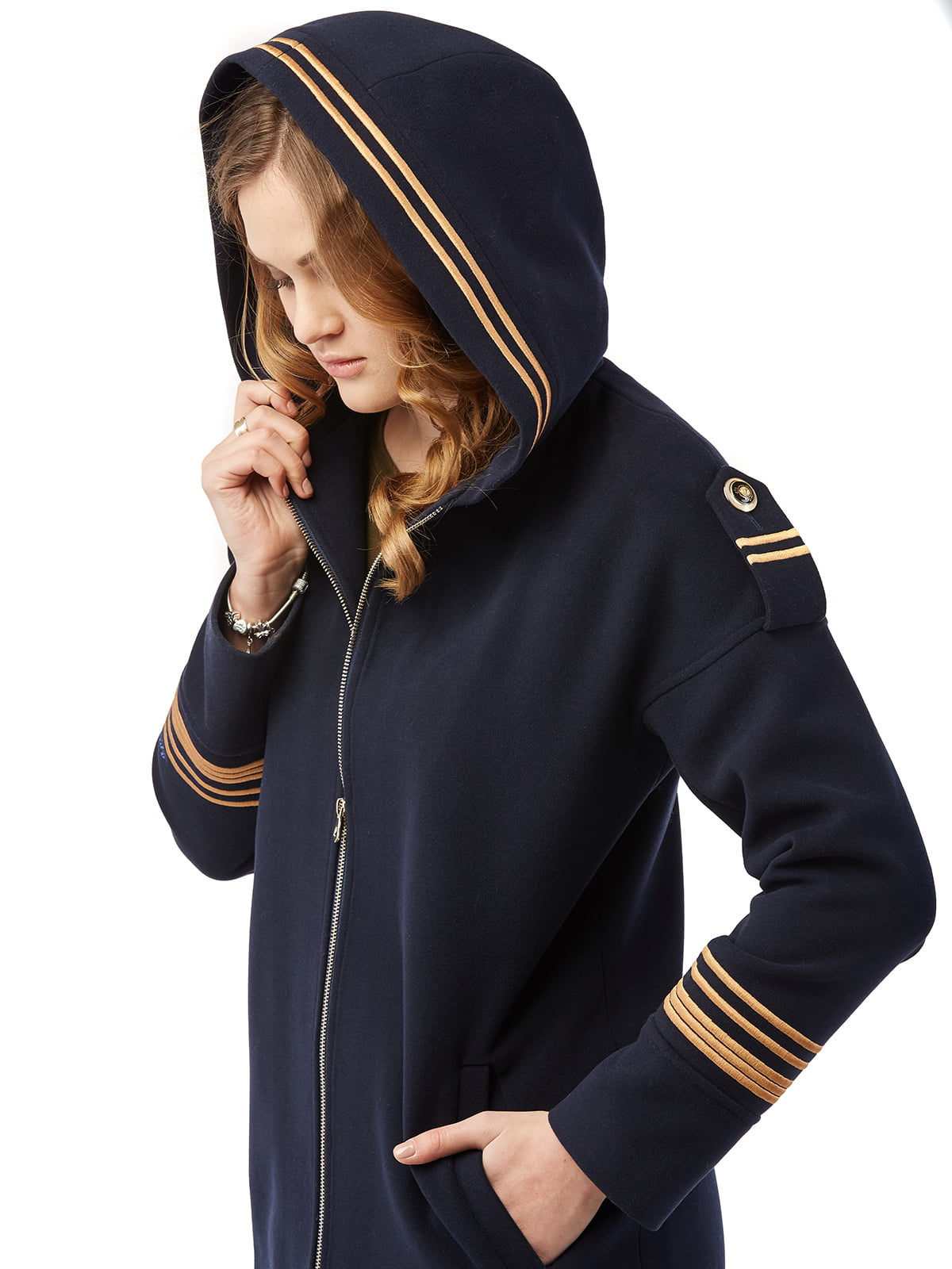 Пальто синє | 5216173