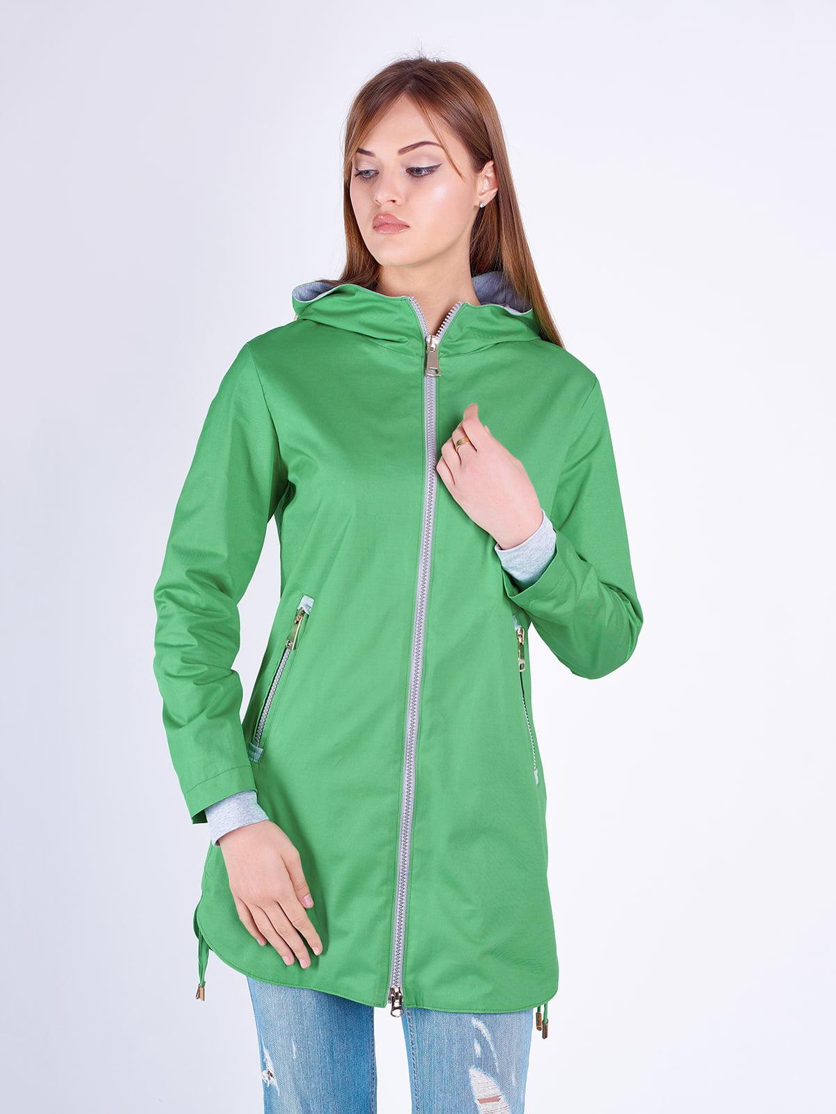 Плащ зелений   5216176