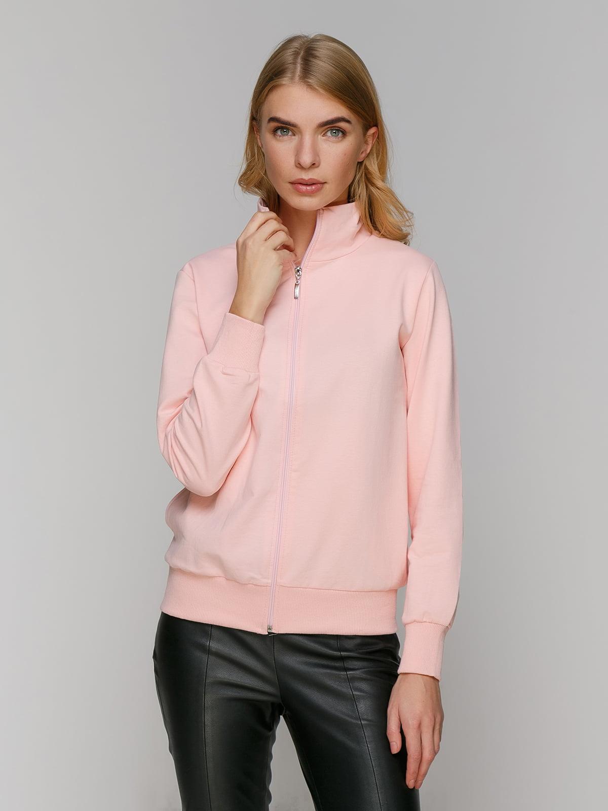 Кофта рожева | 5211458