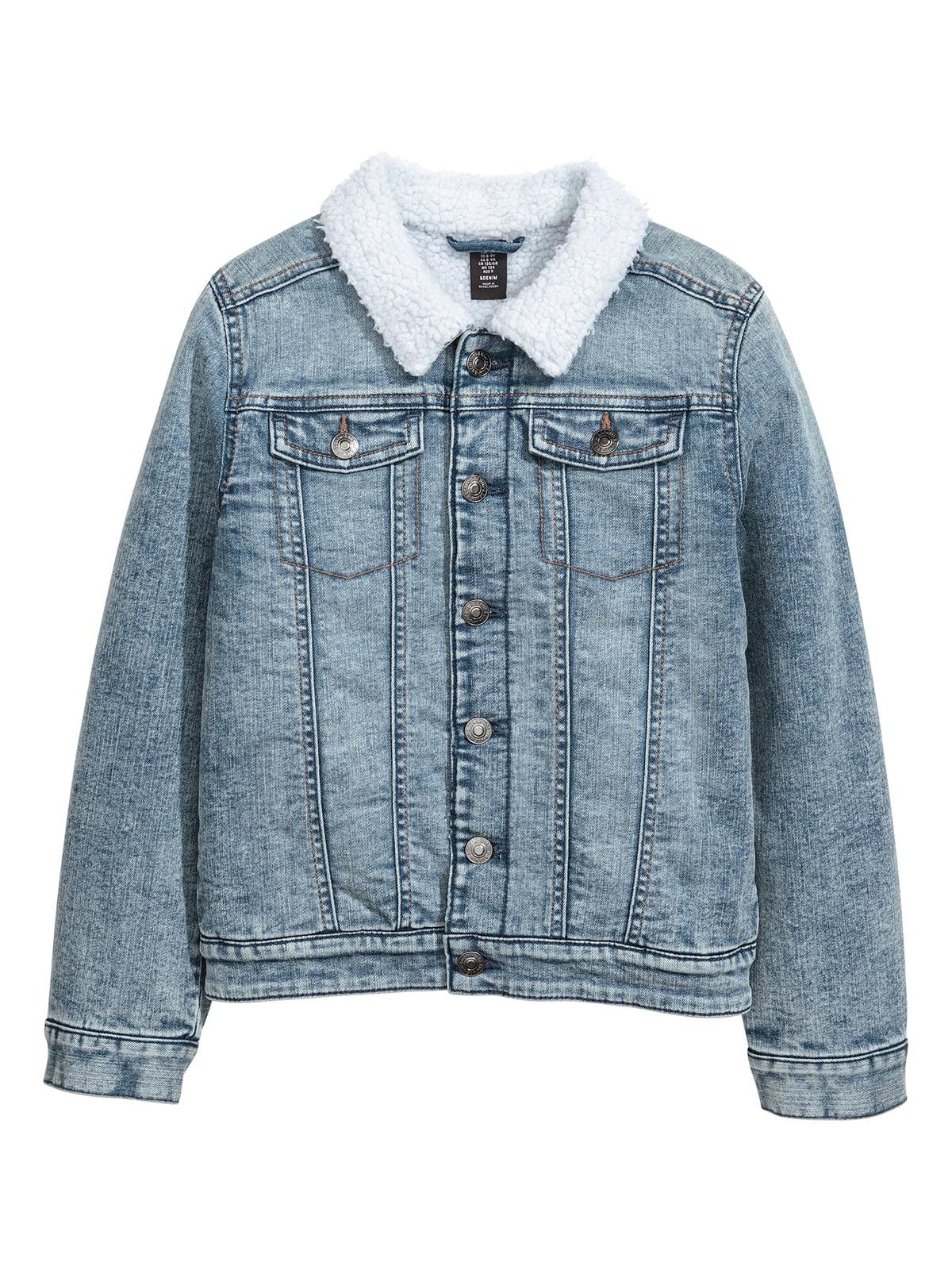 Куртка синяя   5217197