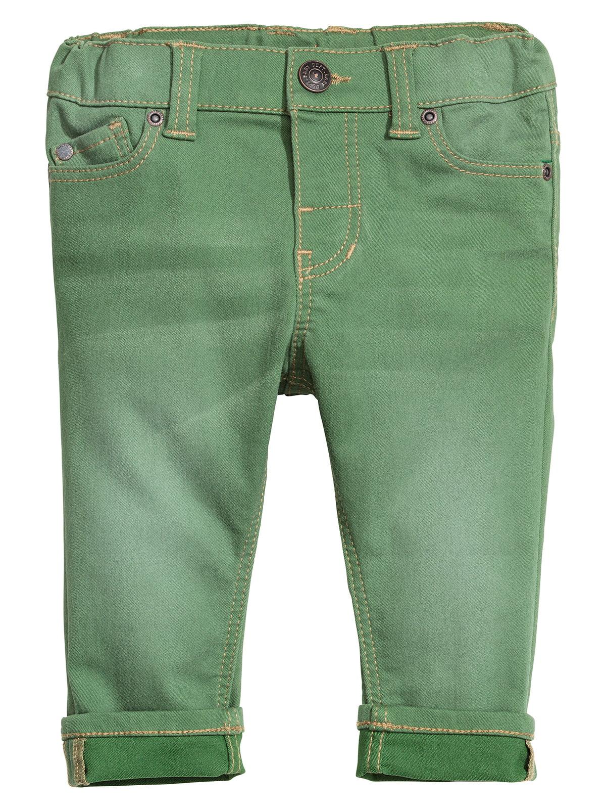 Джинси зелені | 5217218