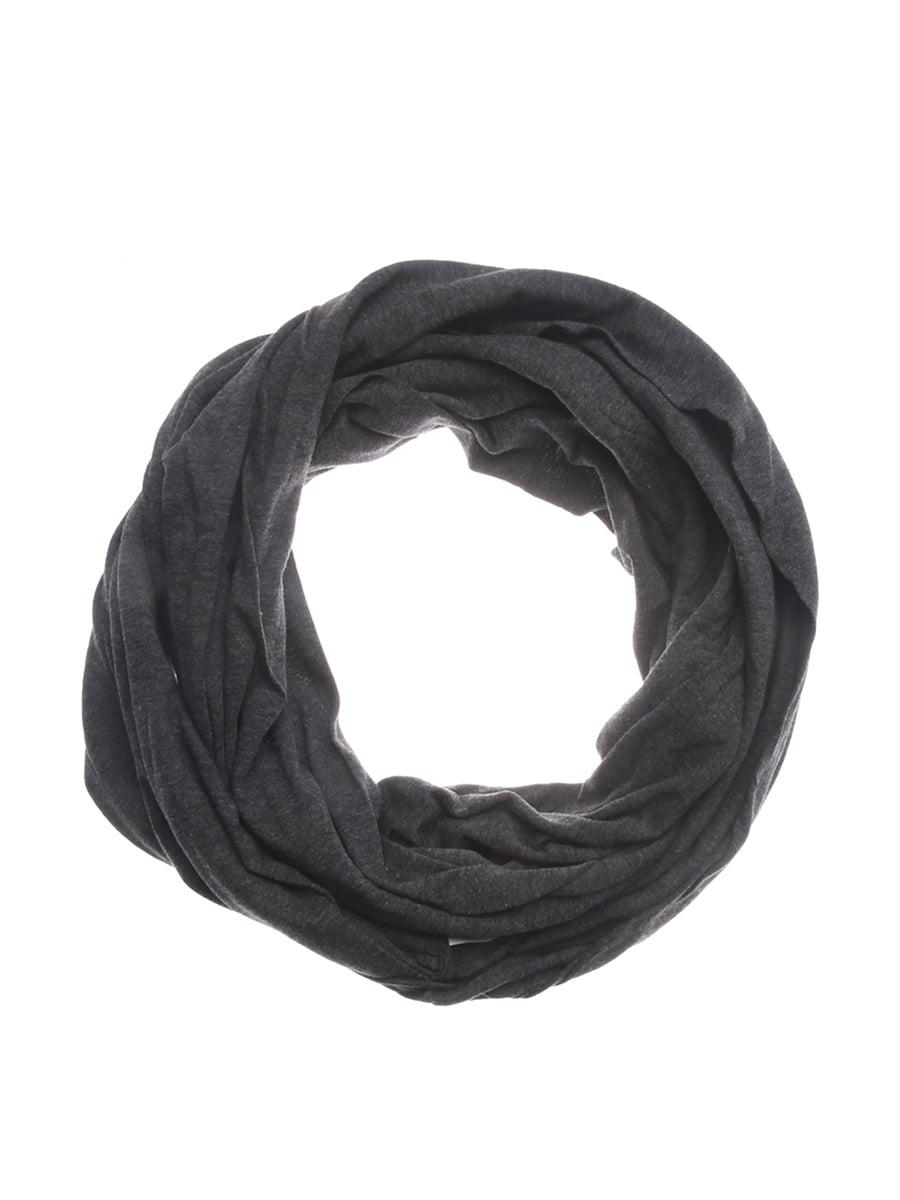 Шарф-снуд темно-серый   5217697