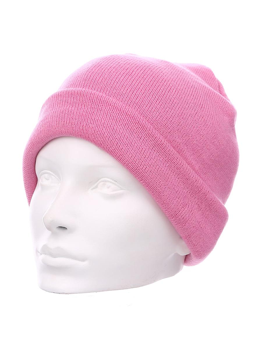 Шапка розовая | 5217757