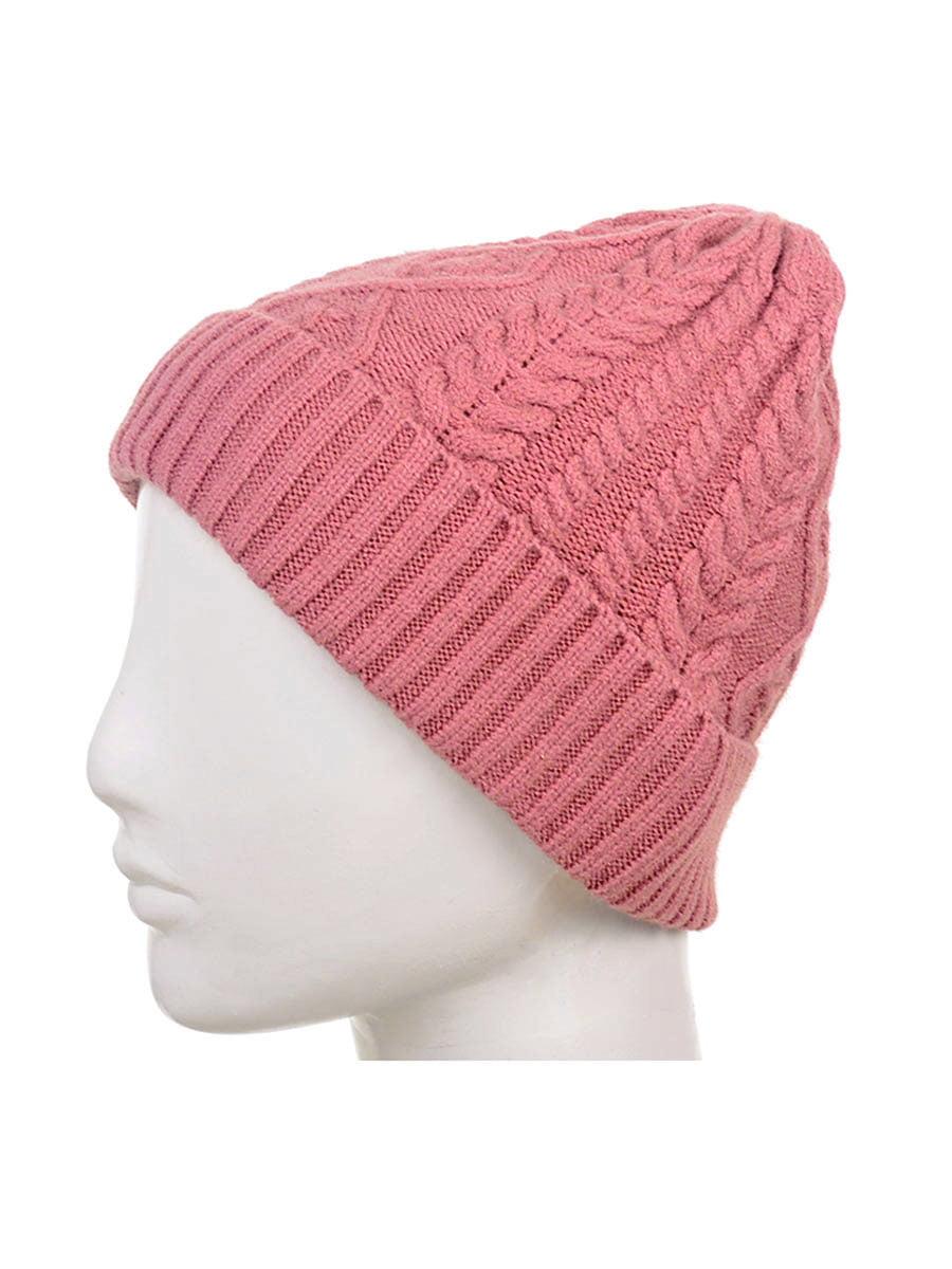 Шапка рожева | 5217848
