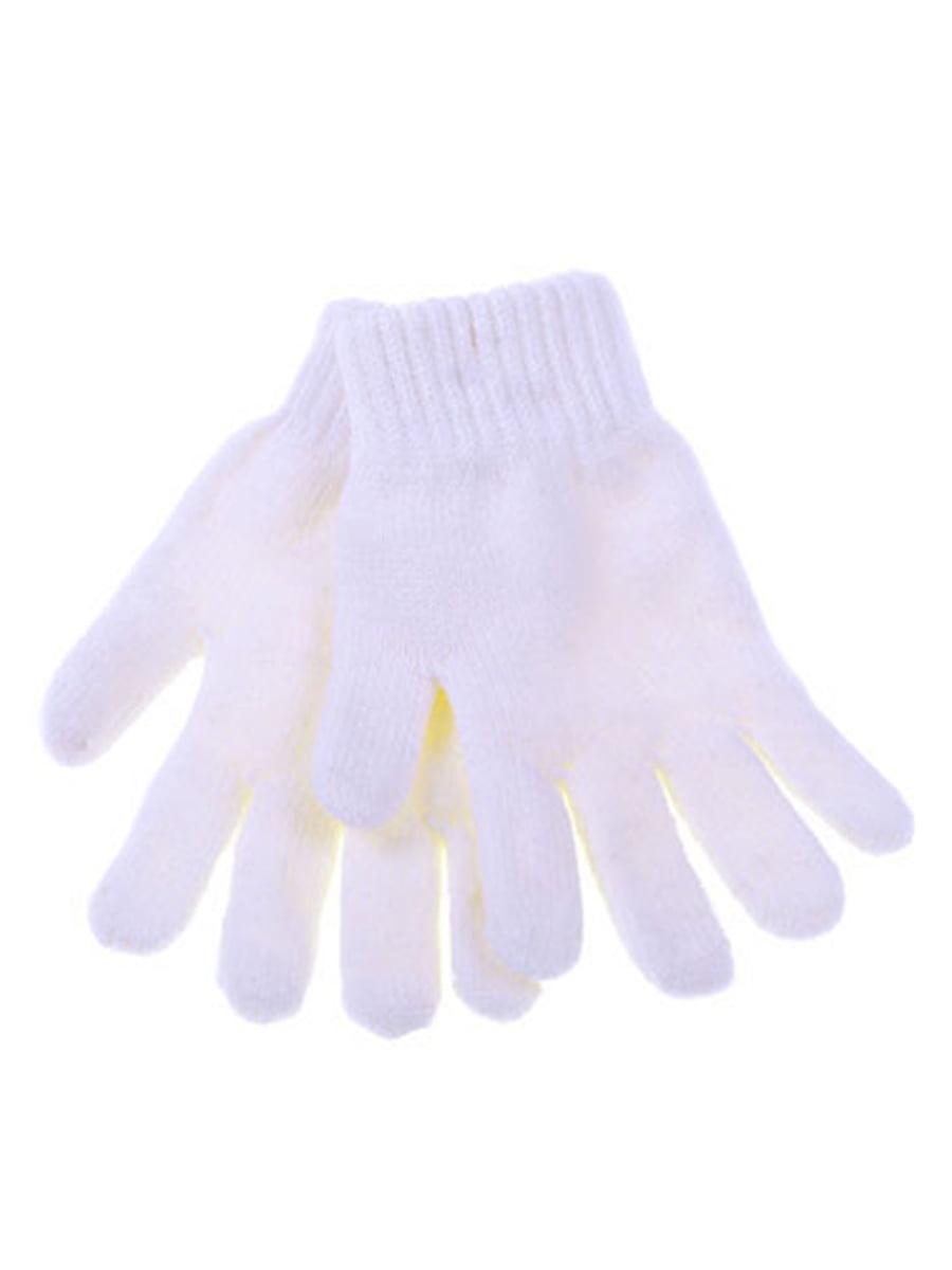 Перчатки белые   5217922