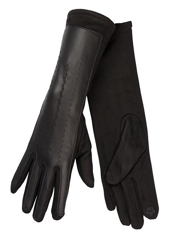Рукавиці чорні | 5218079