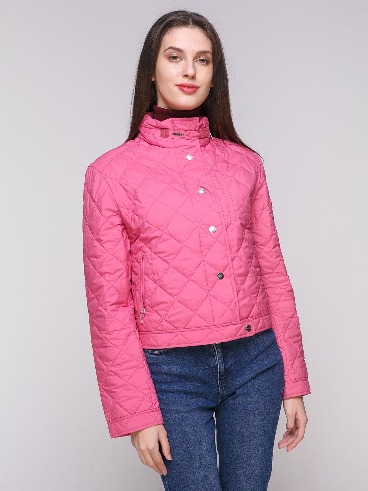 Куртка рожева | 4878571