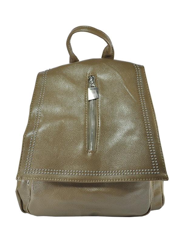 Рюкзак світло-коричневий | 5219473