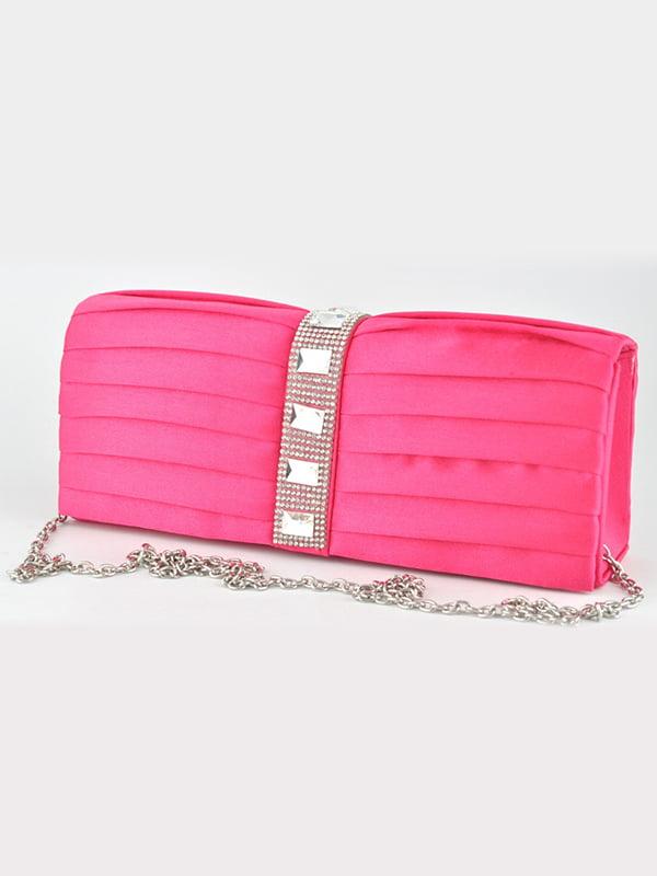 Клатч рожевий | 5219560