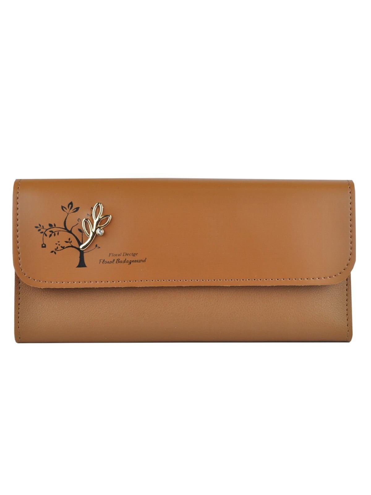 Гаманець коричневий | 5219584