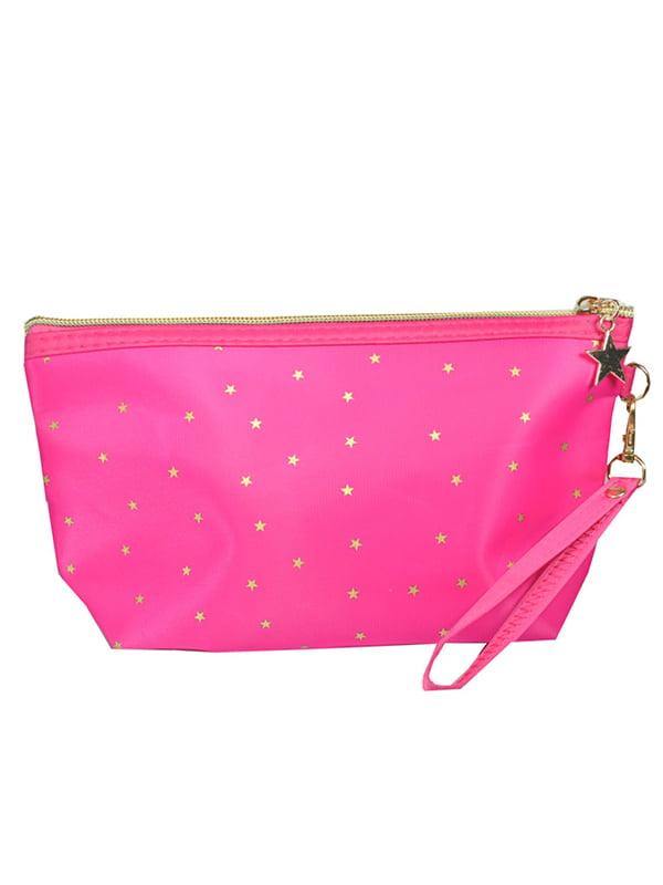 Косметичка рожева | 5219746