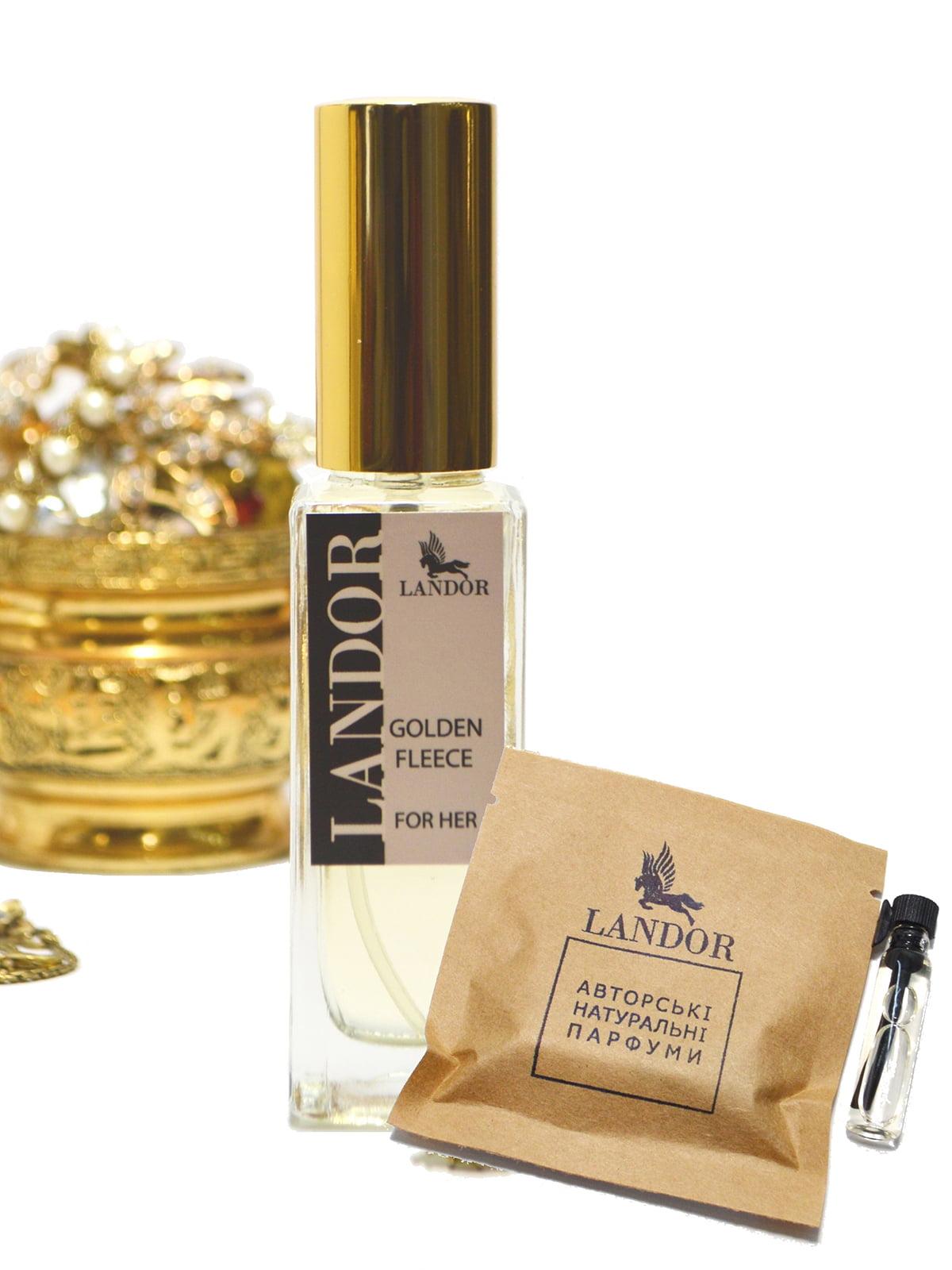 Парфюмированная вода Golden Fleece For Her (1 мл)   4820616