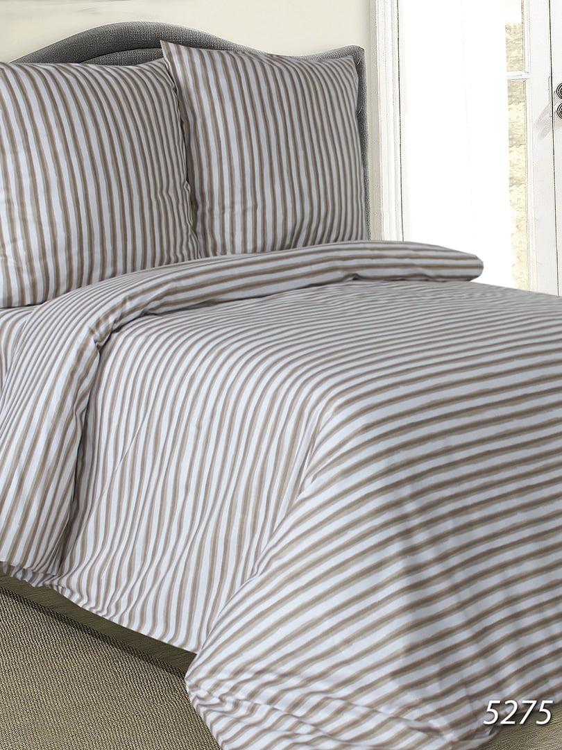 Комплект постільної білизни двоспальний (євро) | 5180896
