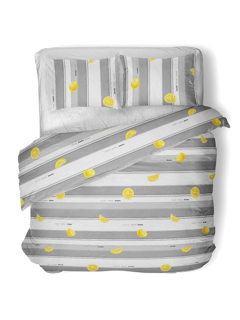 Комплект постільної білизни полуторний | 5180944