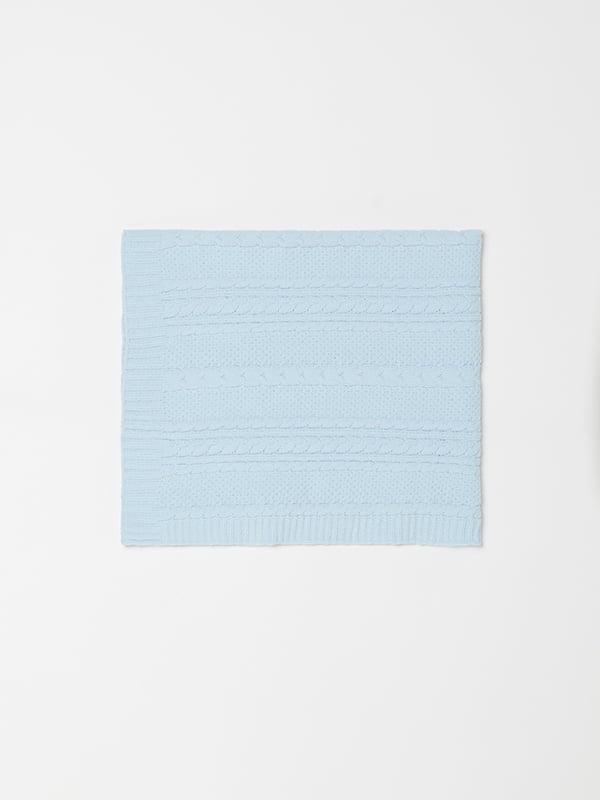 Ковдра блакитна | 5183512
