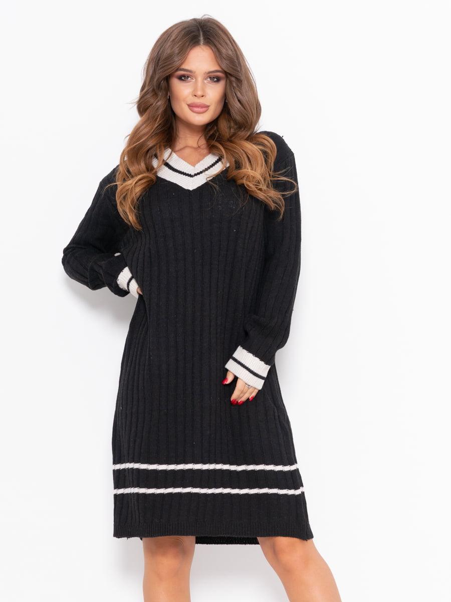 Платье черное | 5222254