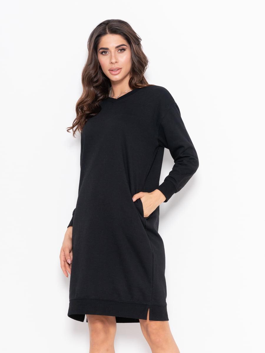 Платье черное | 5222310