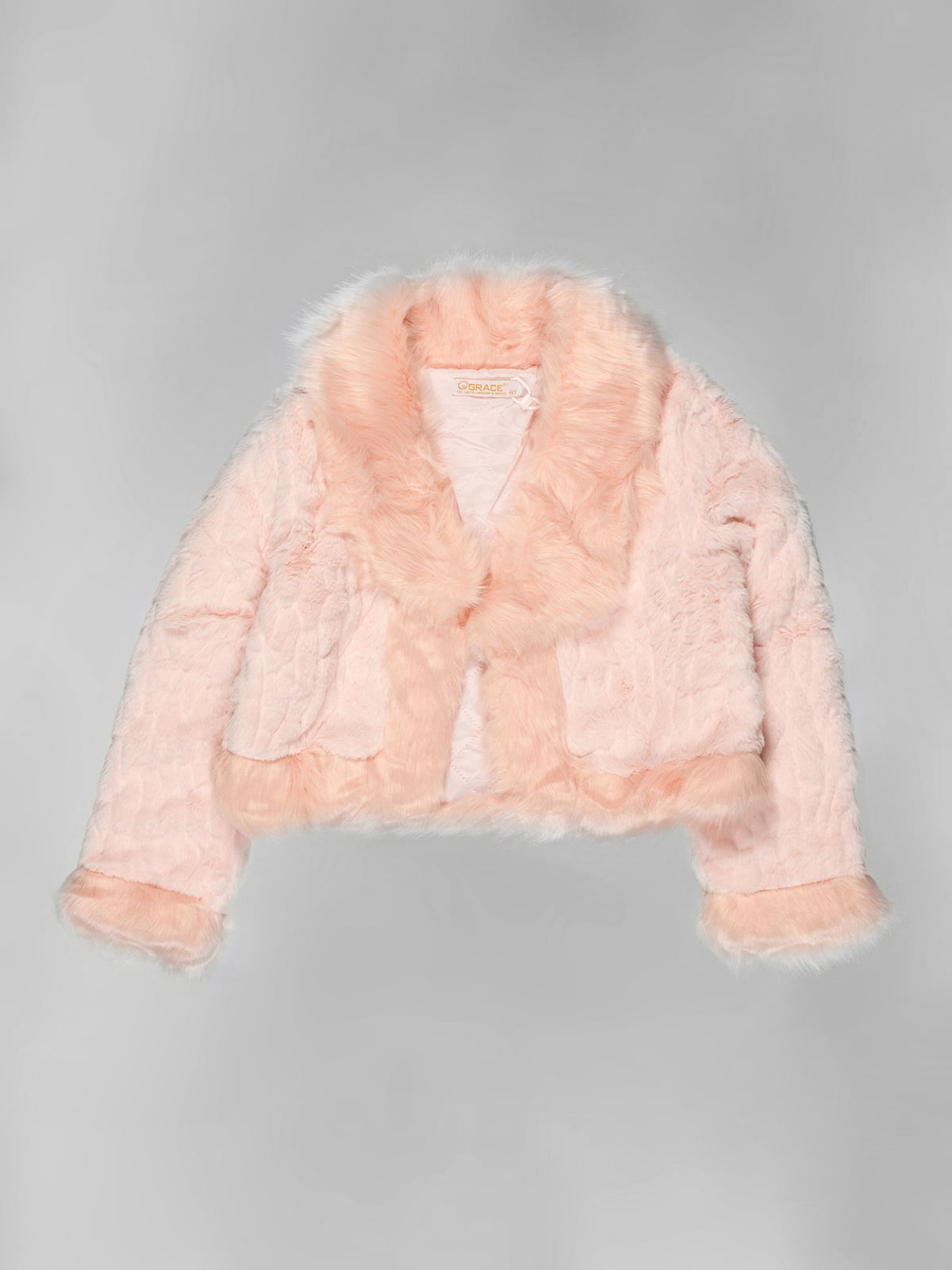 Жакет рожевий | 5219097