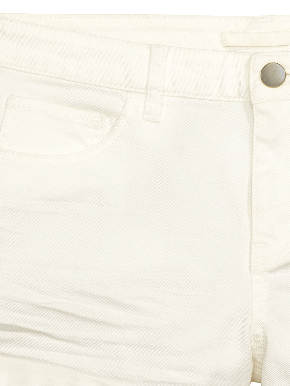 Шорты джинсовые белые | 5223794