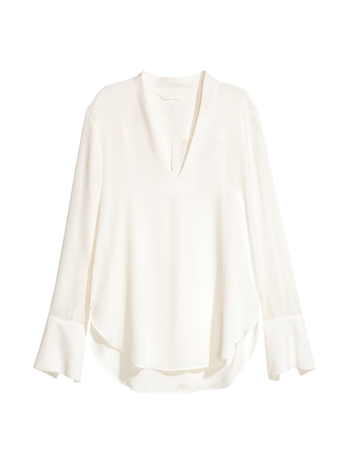 Блуза белая | 5223849
