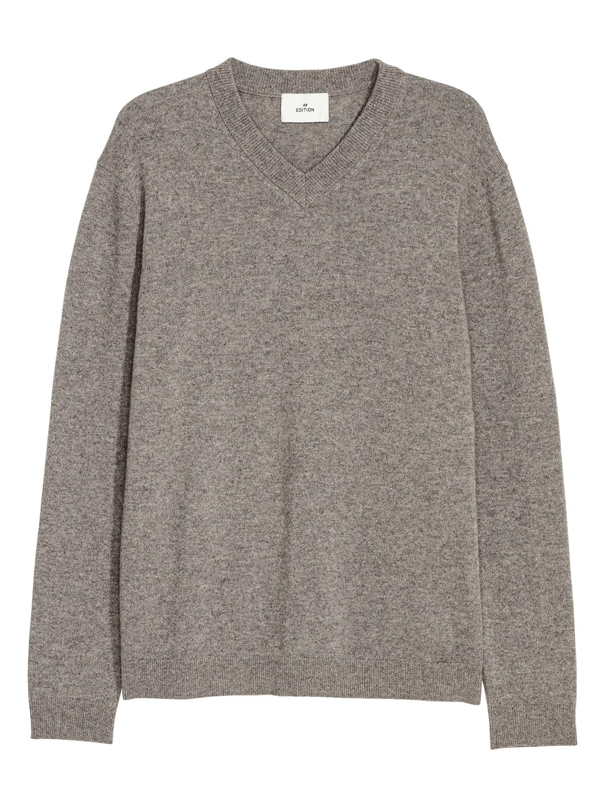 Пуловер серый | 5223853