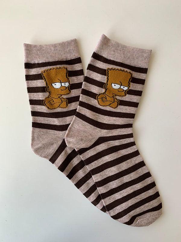 Шкарпетки в смужку | 5225063