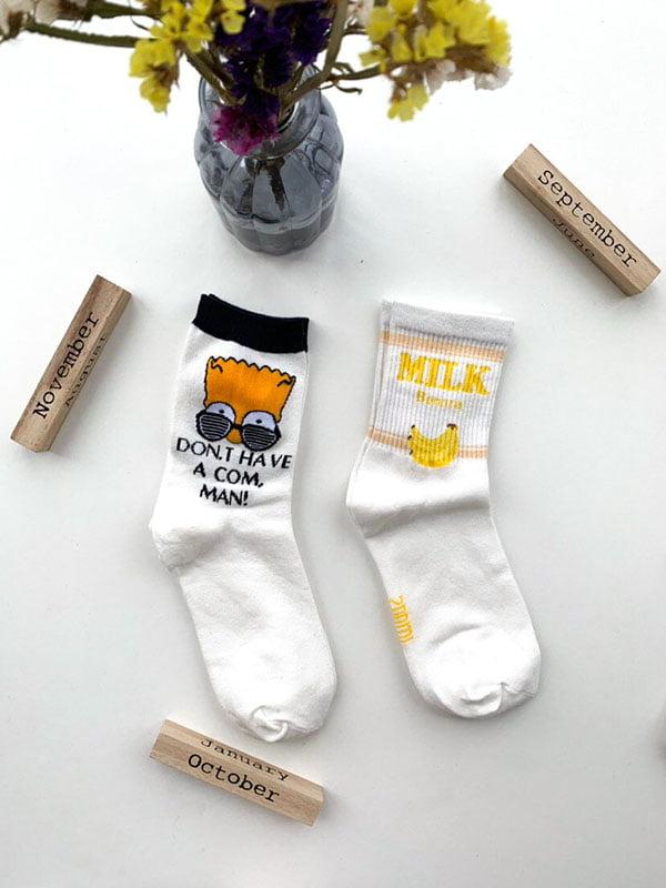 Набір шкарпеток (2 пари) | 5225121