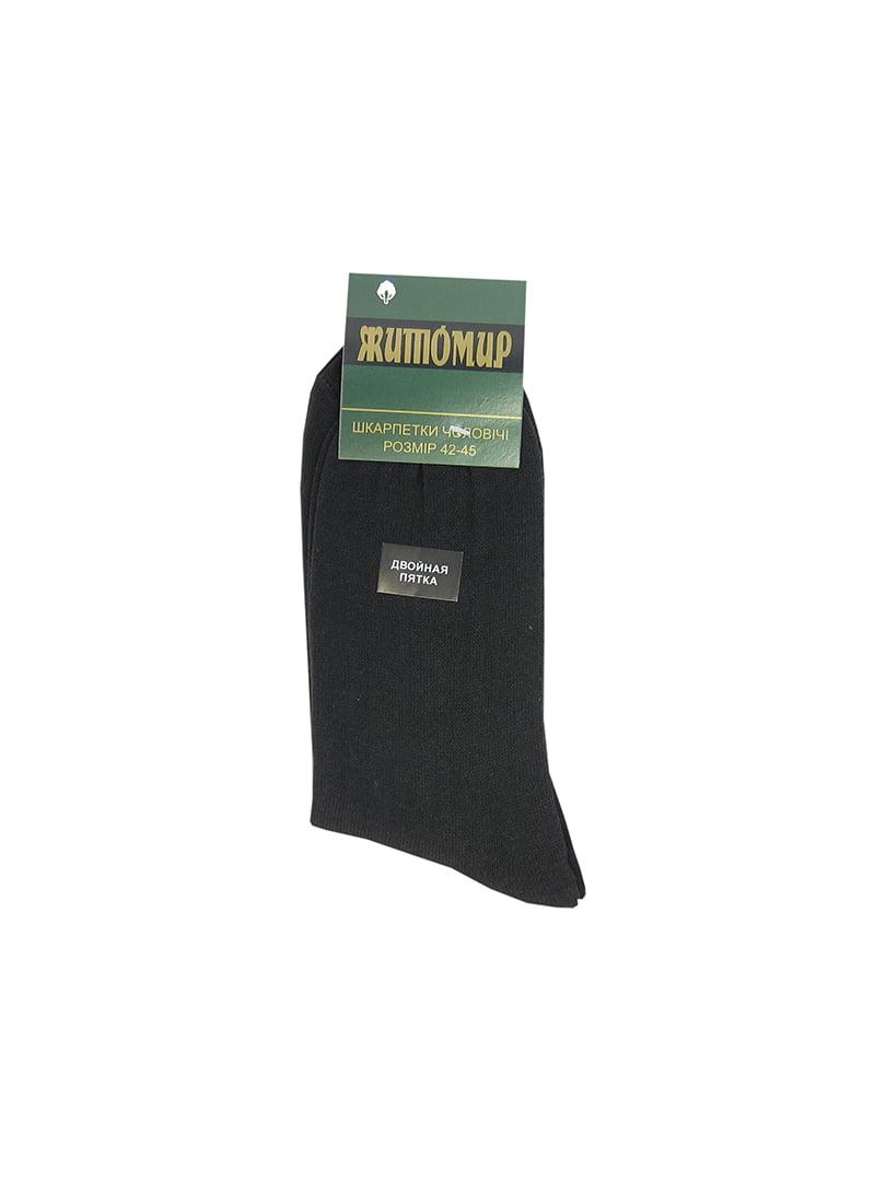 Шкарпетки чорні | 5225921