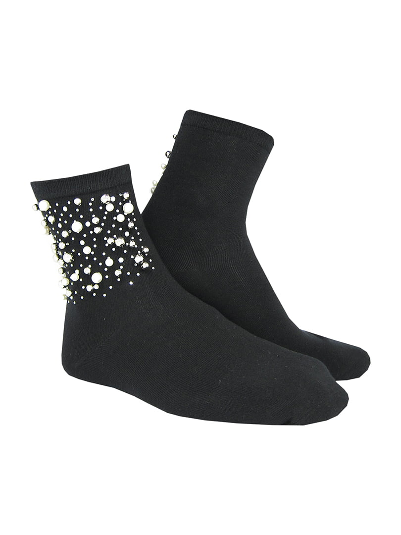 Шкарпетки чорні | 5226014