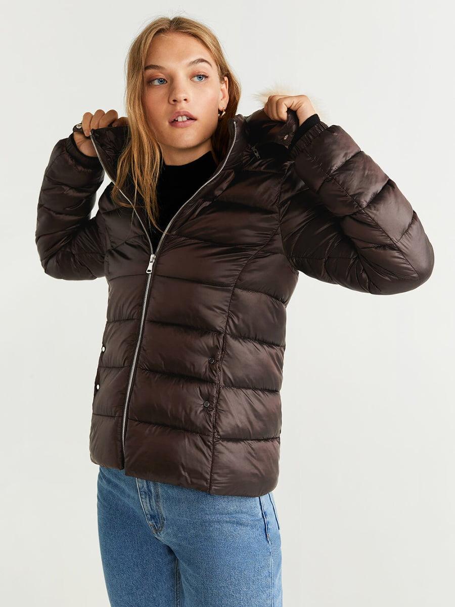 Куртка коричнева   5188743