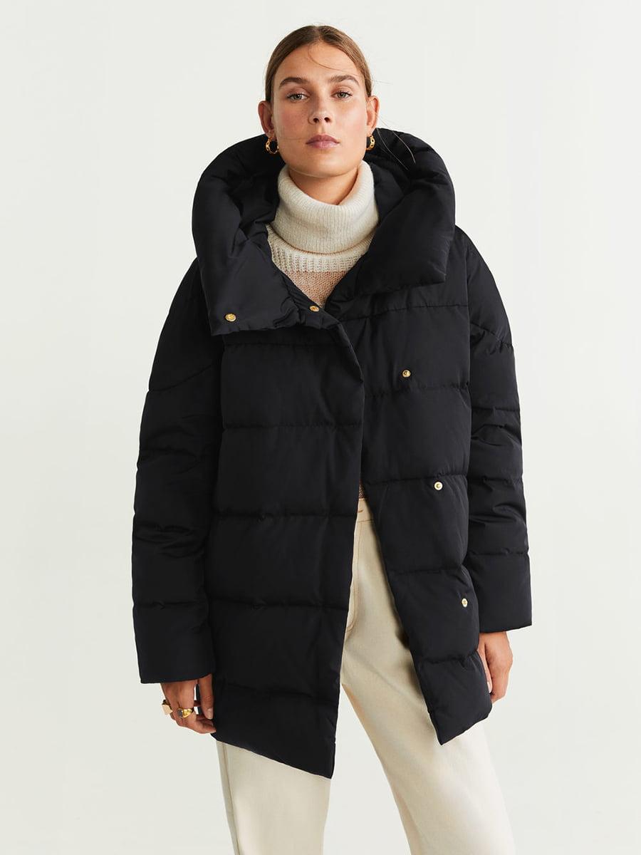 Куртка чорна | 5204485