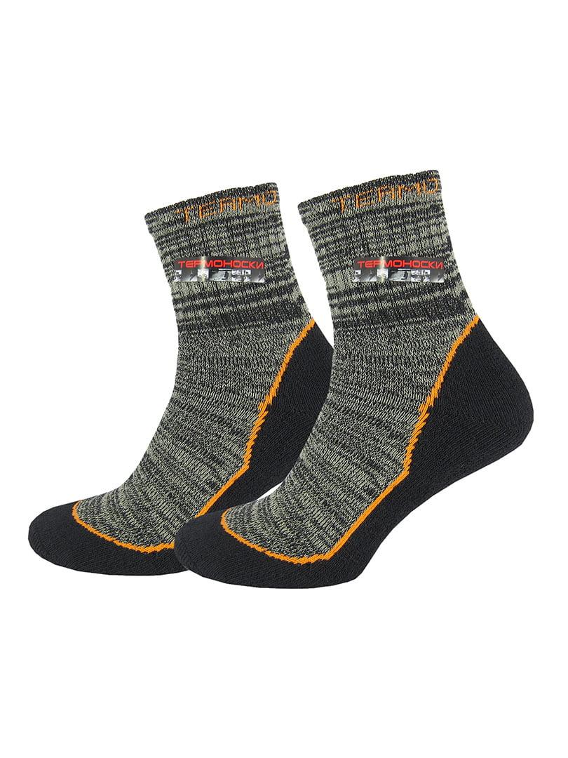 Термошкарпетки двоколірні   5226618