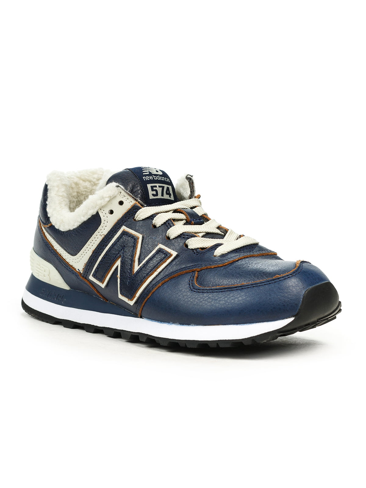 Кросівки темно-сині New Balance 574 | 4579071