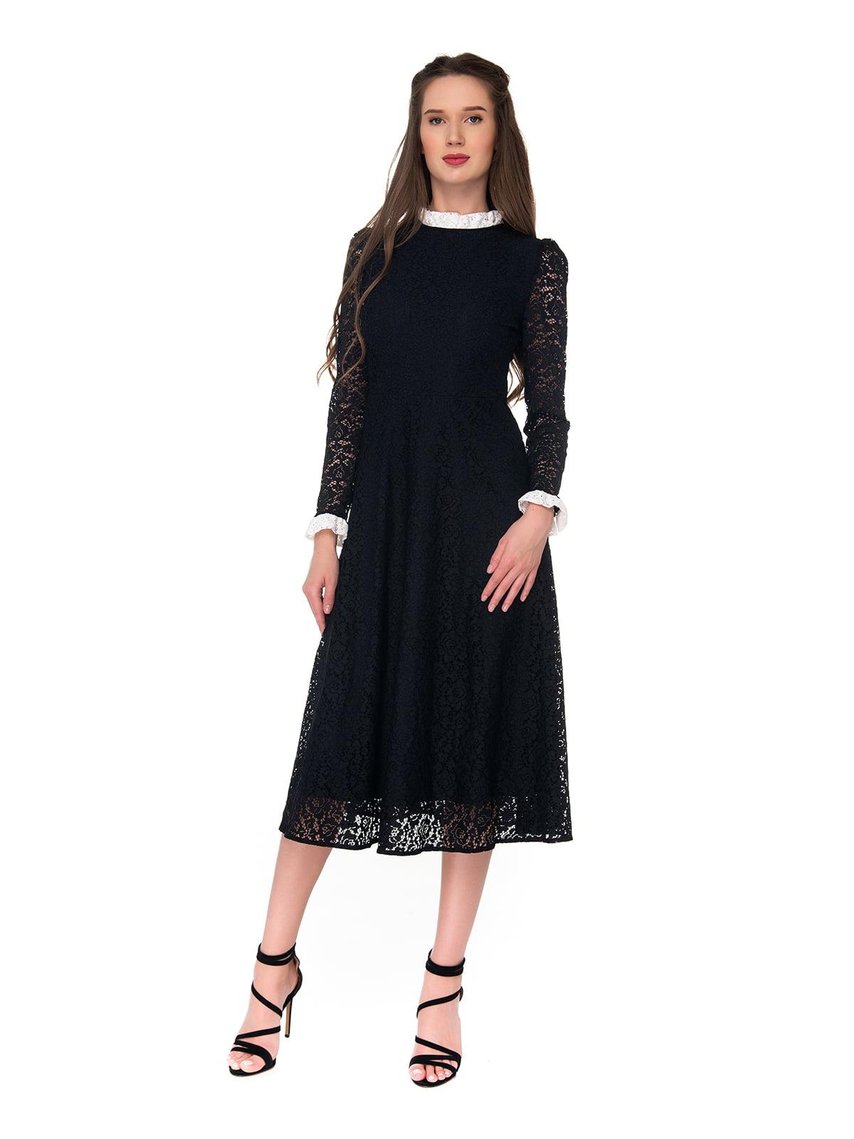 Платье черное | 5227803